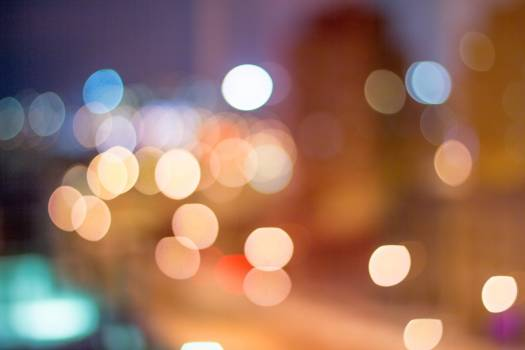 Abstract blur blurry bokeh Free Photo