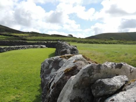 Ireland stone wall wall #76782
