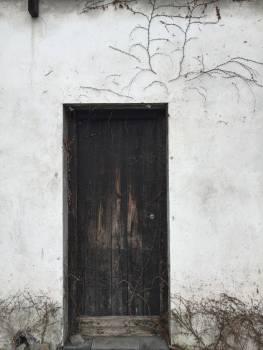 Building contrast door entrance #76839
