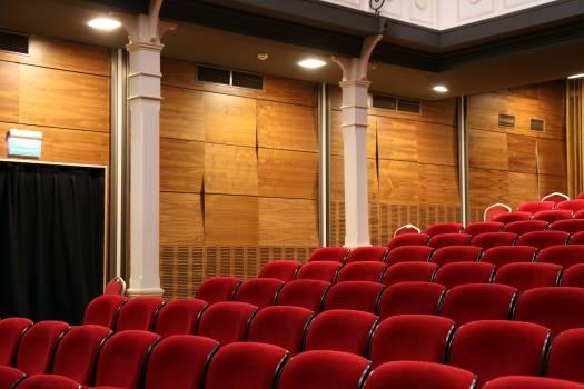 Auditorium chairs comfortable concert #76939