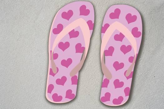 Beach beach shoes flip flops fun #77703