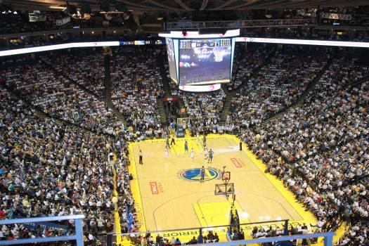 Audience basketball basketball match basketball stadion Free Photo