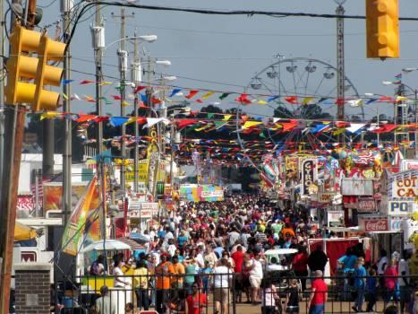 Amusement amusement park attraction carnival Free Photo