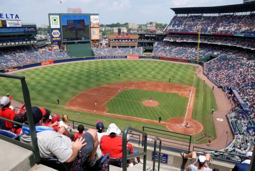 Action american angle baseball #77993