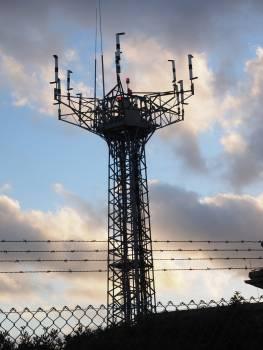 Air traffic antenna communication mallorca #78073