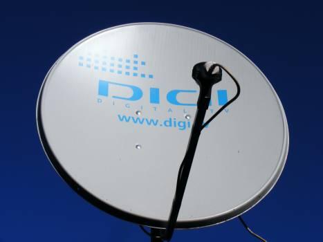 Aerial antenna broadband broadcast Free Photo