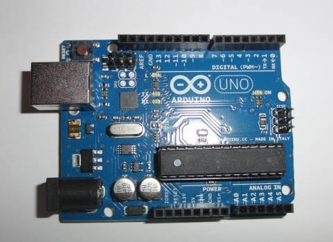 Arduino board circuits computer Free Photo