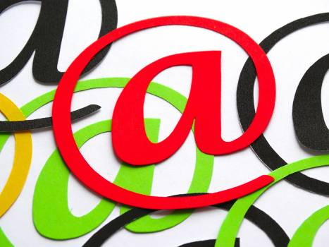 Communication electronic letters email exchange Free Photo