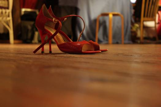 Dance dance shoes heel shoes high heeled shoes #78727