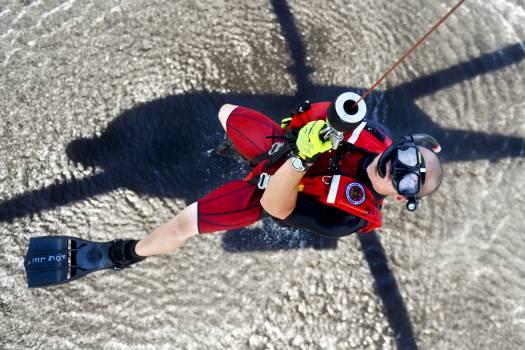 Bravery danger emergency helicopter #78944