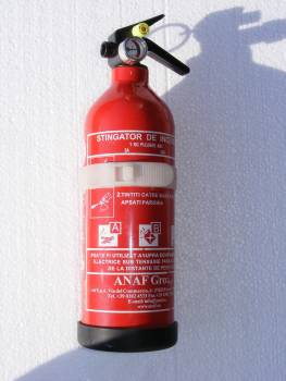 911 alarm burn canister #79065