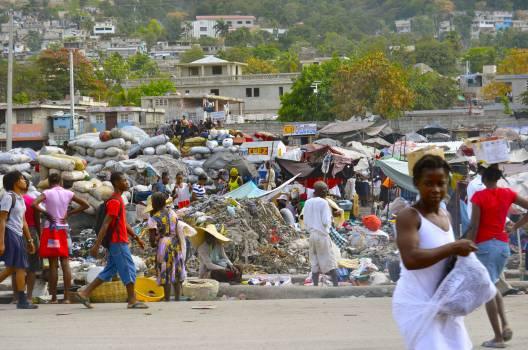 Haiti helping people poverty relief #79122