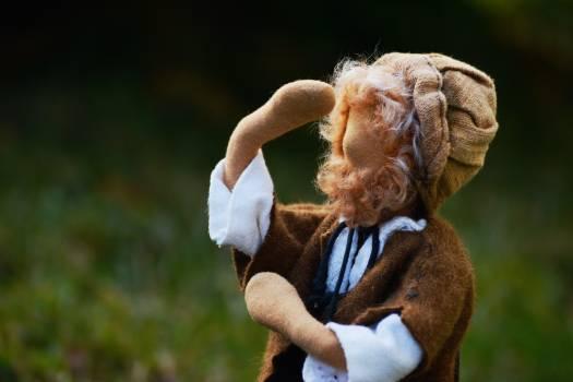 Biblical figure biblical narrative figures doll expectation Free Photo