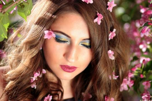 Beauty casey dreaming flowers #79627