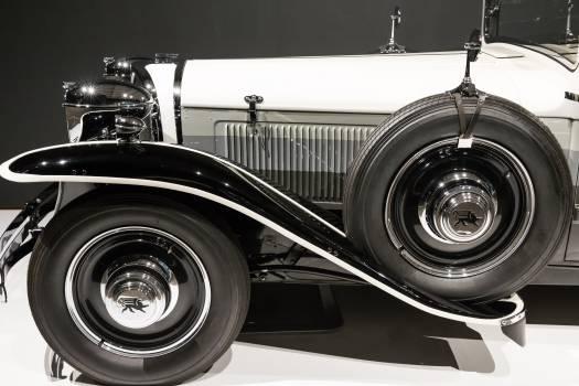 1930 ruxton model c art deco automobile car Free Photo