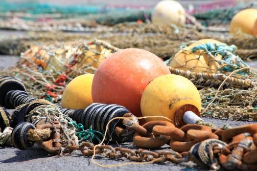 Buoy fisherman fishing fishing nets #80420