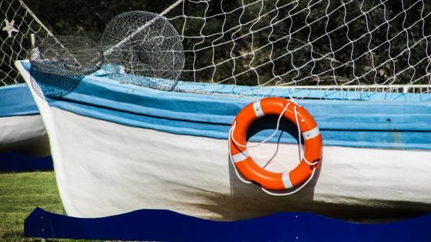 Ayia napa boat cyprus decoration Free Photo