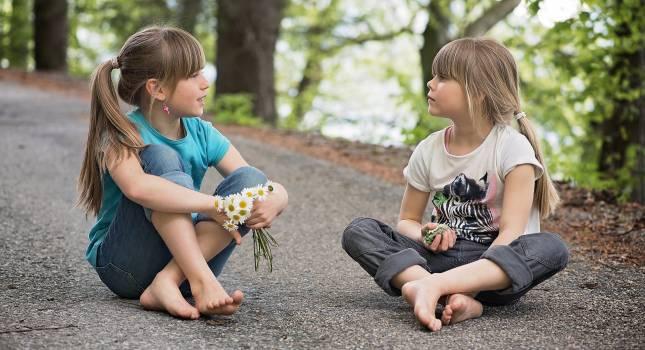 Away children entertainment girl Free Photo