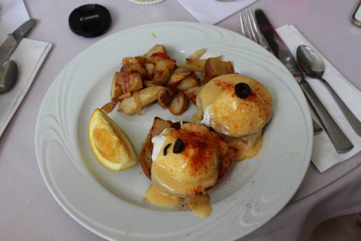 Chat diet eggs benedict gatherings Free Photo