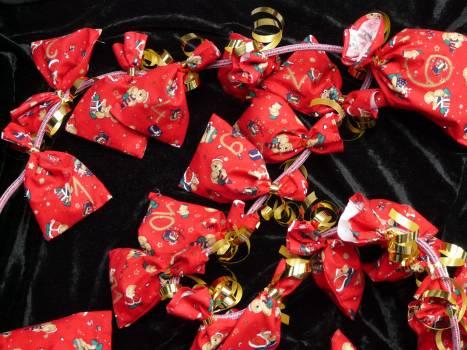 Advent advent calendar bag gifts Free Photo