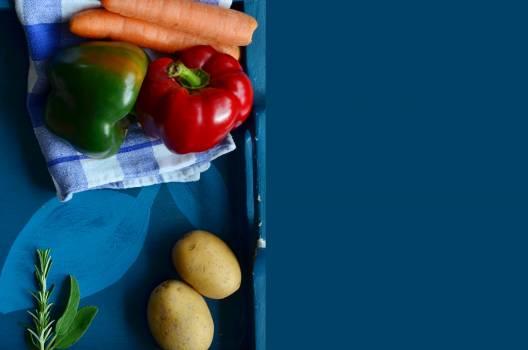 Background cook ingredients paprika Free Photo