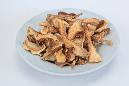 Cep cook dried dried mushrooms Free Photo