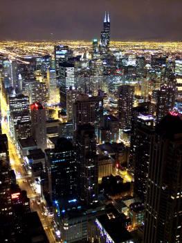 Aerial buildings chicago city #81362