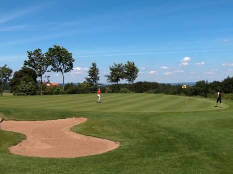 Bunker golf golf club golf turf #81644