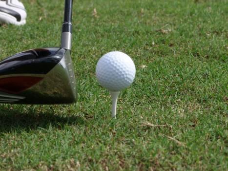 Ball ball sports golf golf clubs Free Photo