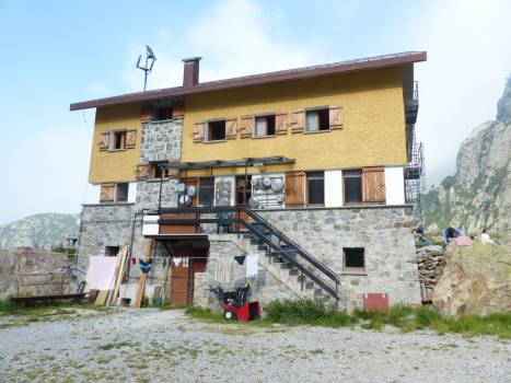 Accommodation alpine club bergtour cai #81764