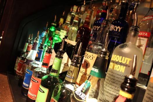 Alcohol bar beverages club #81774