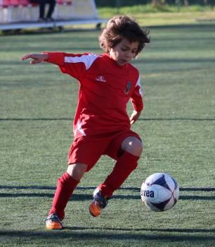 Child football play Free Photo