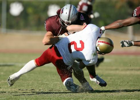 Action american football college football competition #81891