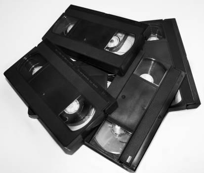 80s cassette film retro Free Photo