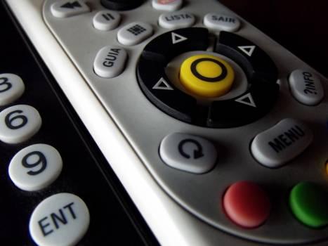 Button change controls device Free Photo