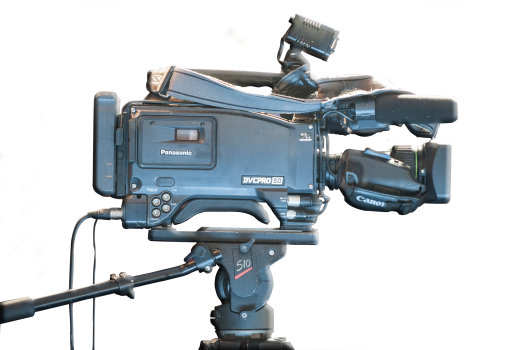 Audiovisual camera cinema target Free Photo