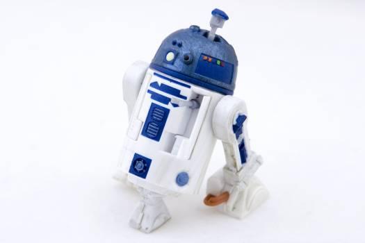 Robot star wars tech video Free Photo