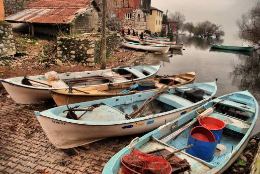 Boat boats fisher fishing boats Free Photo