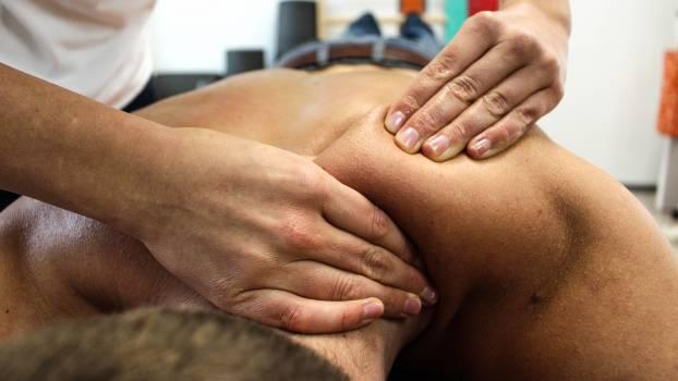 Massage move physio physiology Free Photo