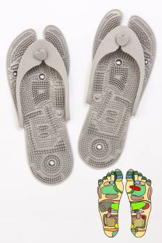 Alternative medicine bless you flip flops pain therapy #83130