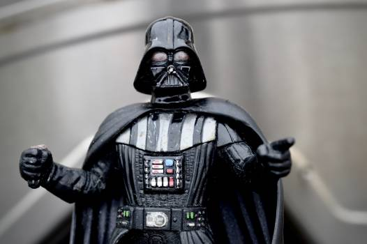 Darth vader film movie star wars Free Photo