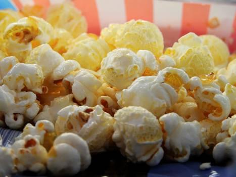 Cinema corn crispy delicious Free Photo
