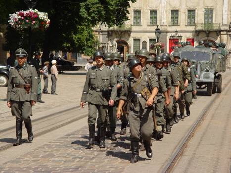 Fascism lviv movie nazism Free Photo