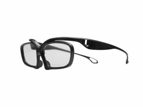 3d glasses glasses movie plastic Free Photo