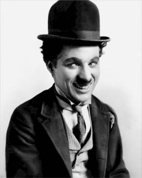 Actor black and white celebrity charlie chaplin #83369