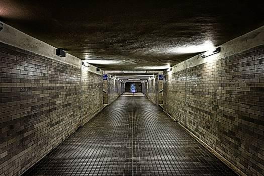 Background corridor dark fear Free Photo