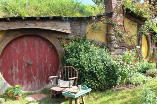 Chair door fan garden #83423