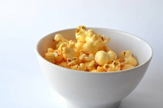 Cinema corn delicious fast food #83484
