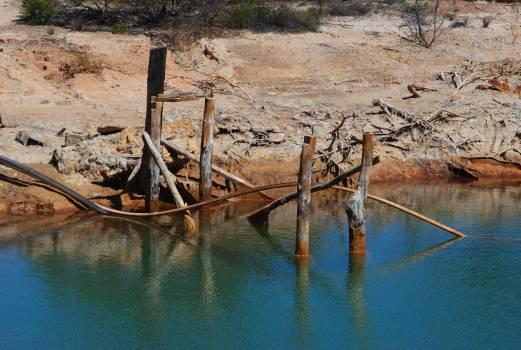 Australia copper mine tourism travel Free Photo