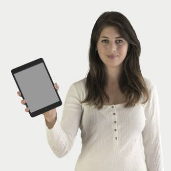 App blank communication device #83769